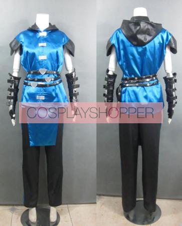 Mortal Kombat Noob Saibot: Bi-Han, Sub-Zero Cosplay Costume