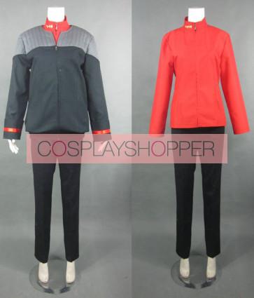 Star Trek Captain Benjamin Sisko Cosplay Costume