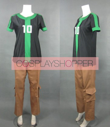 Ben 10 Ben Tennyson Cosplay Costume