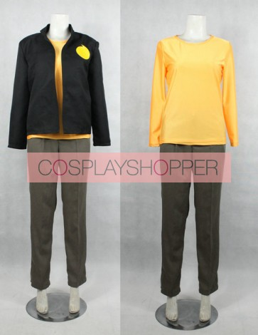 Soul Eater Soul Cosplay Costume