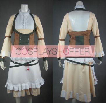Fire Emblem Lissa Coplsy Costume