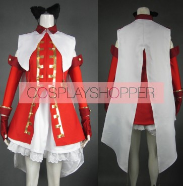Fate/stay Night Rin Tosaka Cosplay Dress