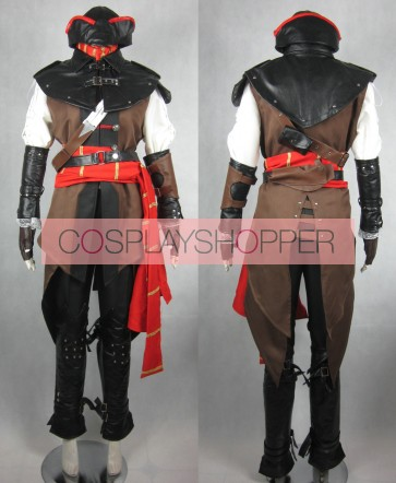 Assassin's Creed: Liberation Aveline de Grandpré Cosplay Costume