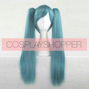 Blue 60cm AKB0048 Mayu Watanabe Type 3 Mayuyu Cosplay Wig