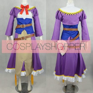 Wild Arms 3 Virginia Maxwell Coslay Costume