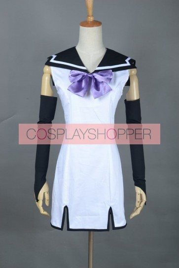 Brynhildr in The Darkness Kuroha Neko Cosplay Costume