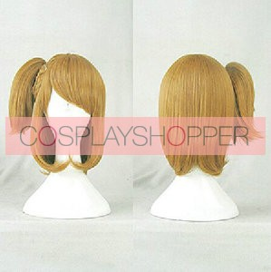 Gold 35cm AKB0048 Yuko Oshima the 9th Yuko Cosplay Wig