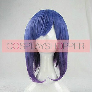 Purple 35cm AKB0048 Atsuko Maeda the 13th Acchan Cosplay Wig