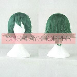 Dark Green 35cm Kill la Kill Uzu Sanageyama Cosplay Wig