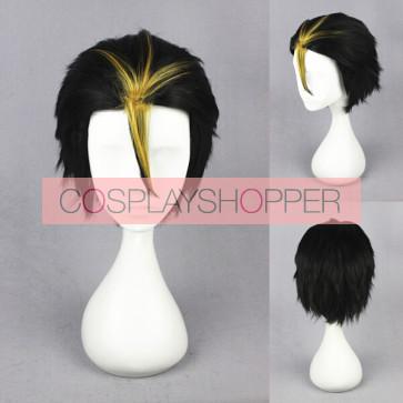 Haikyuu!!! Yu Nishinoya Cosplay Wig