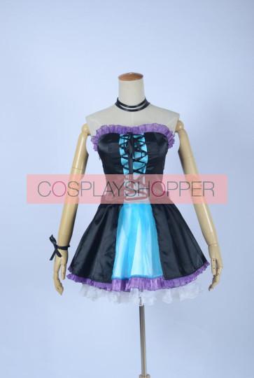 Vocaloid Miku Dress Cosplay Costume