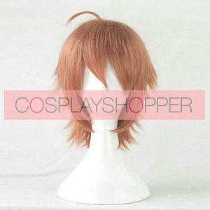Brown 35cm Danganronpa: Trigger Happy Havoc Makoto Naegi Cosplay Wig
