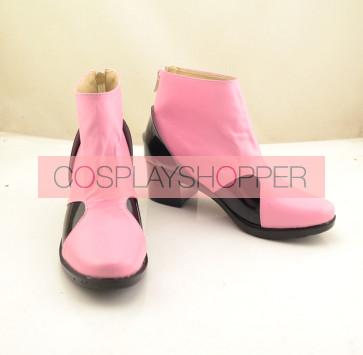 Neon Genesis Evangelion Mari Illustrious Makinami Cosplay Shoes
