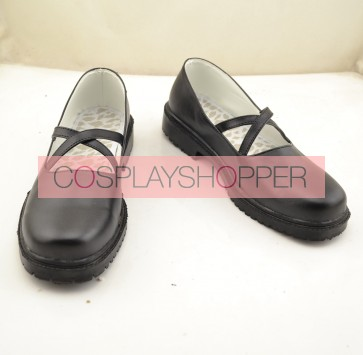 Touhou Project Sakuya Izayoi Cosplay Shoes