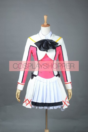 Love Live! School Idol Project Season 2 Rin Hoshizora Cosplay Costume