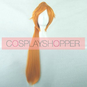Orange 90cm Fantasista Doll Sasara Cosplay Wig
