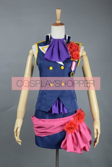 Love Live! School Idol Project A-RISE Erena Toudou Cosplay Costume