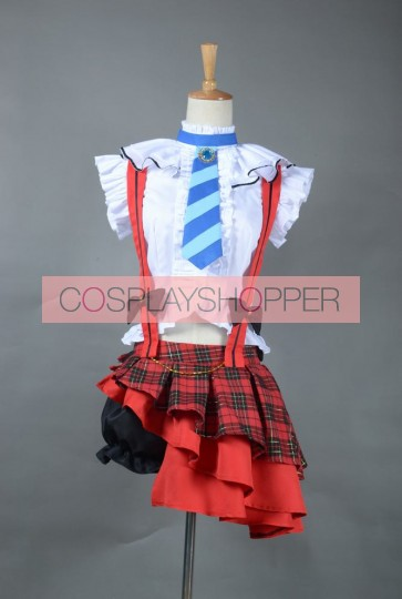 Love Live! School Idol Project Umi Sonoda Cosplay Dress