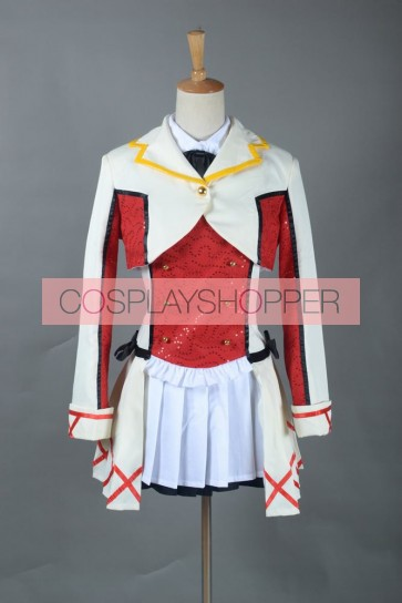 Love Live! School Idol Project Season 2 Rin Hoshizora Cosplay Dress