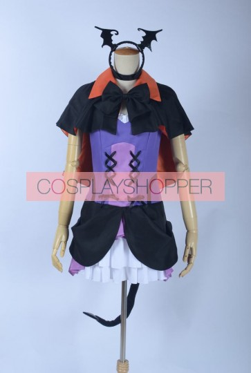Love Live! Season 2 Maki Nishikino Cosplay Costume