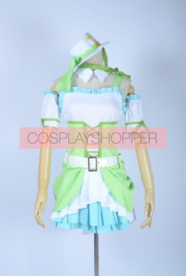 Love Live! Season 2 Rin Hoshizora Cosplay Costume