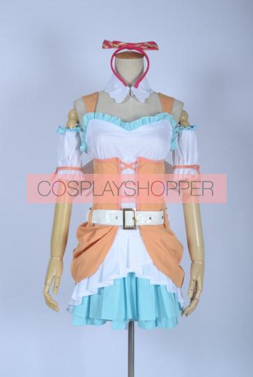 Love Live! Season 2 Hanayo Koizumi Cosplay Costume