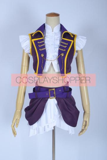 Love Live! Season 2 Umi Sonoda Cosplay Costume