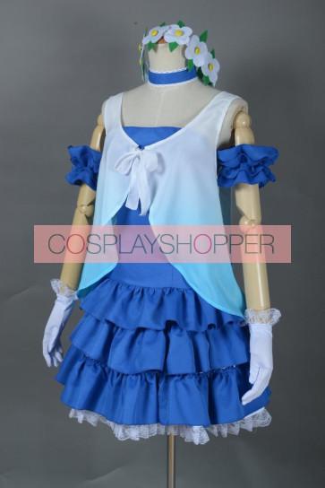 Love Live! Season 2 Yume no Tobira Umi Sonoda Cosplay Costume