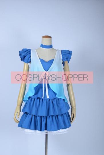 Love Live! Season 2 Yume no Tobira Eri Ayase Cosplay Costume