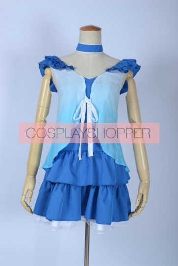 Love Live! Season 2 Yume no Tobira Rin Hoshizora Cosplay Costume