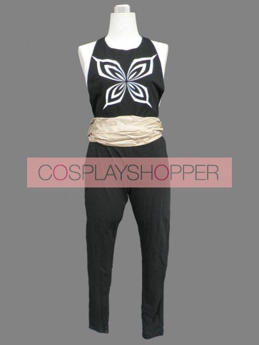 Bleach Yoruichi Shihoin Black Cosplay Costume