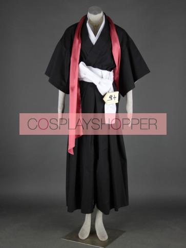 Bleach Lieutenant Matsumoto Rangiku Cosplay Costume - 10th Division