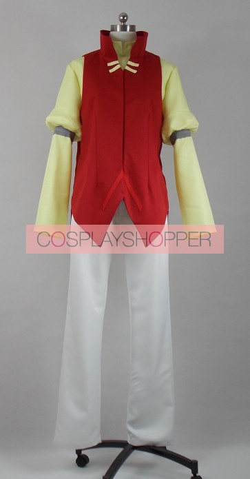 Gundam Build Fighters Reiji Cosplay Costume