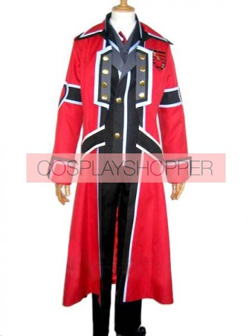 Alice in the Country of Hearts Ace Cosplay Costume