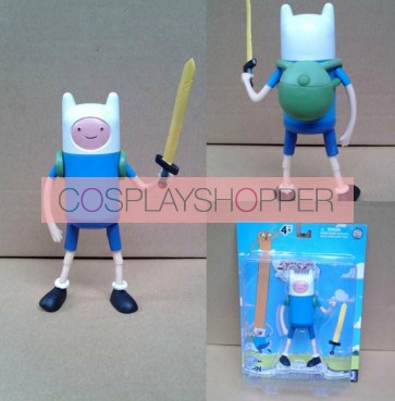 Adventure Time Finn The Human Action Figure