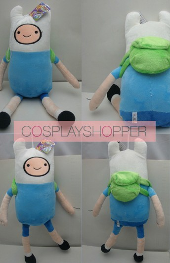 Adventure Time Finn The Human Cosplay Toy