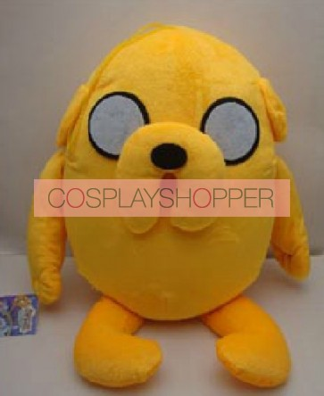 Adventure Time Jake The Dog Cosplay Toy