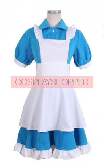 Alice in the Country of Hearts Alice Liddel Cosplay Costume