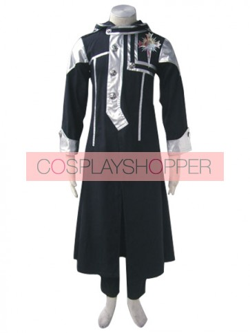 D.Gray Man Allen Walker Cosplay Costume - 1st Edition