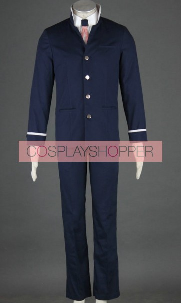 Angel Beats! Naoi Ayato Cosplay Costume