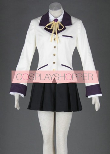 Angel Beats! Tachibana Kanade Cosplay Costume