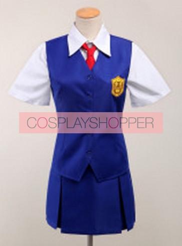Anohana Chiriko Tsuruko Tsurumi Cosplay Costume