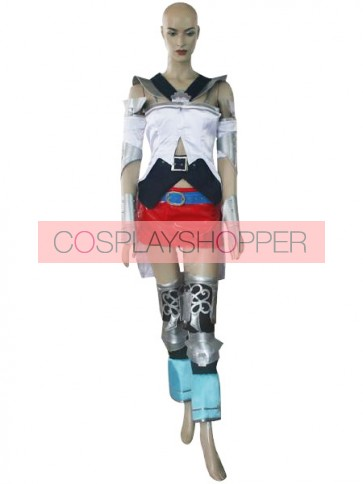 Final Fantasy XII 12 Ashe Cosplay Costume