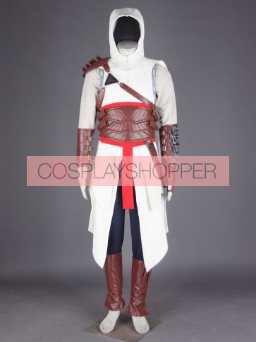 Assassin's Creed Altair Cosplay Costume - Deluxe