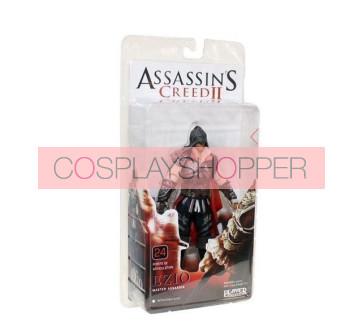 Assassin's Creed II Ezio Black Edition Mini PVC Action Figure