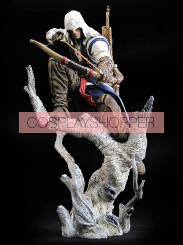 Assassin's Creed III Conner Kenway Mini PVC Action Figure - A