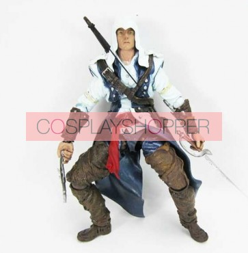 Assassin's Creed III Conner Kenway Mini PVC Action Figure - B