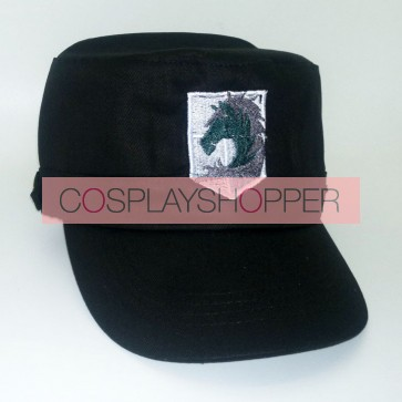 Attack On Titan Military Police Cosplay Hat