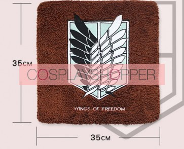 Attack On Titan Recon Corps Chair Seat Pad