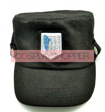 Attack On Titan Recon Corps Cosplay Hat